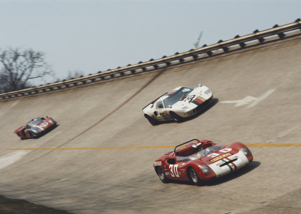 The Monza 1000km, April 25, 1969
