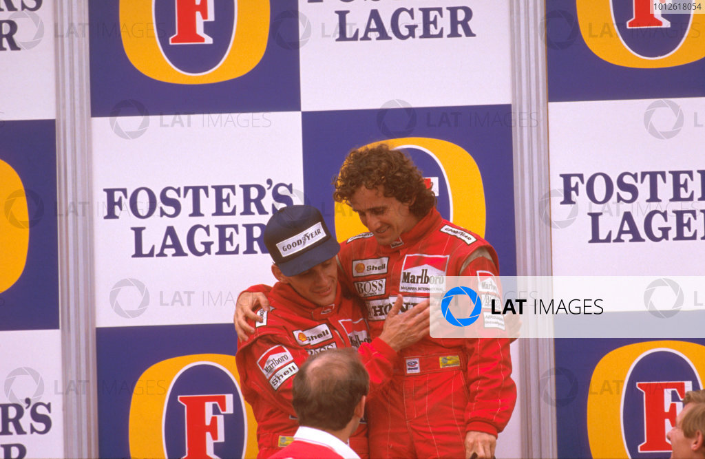 1988 Australian Grand Prix.