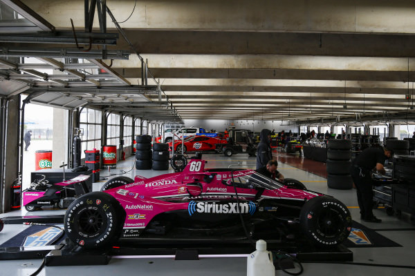 #60: Jack Harvey, Meyer Shank Racing Honda, Crew
