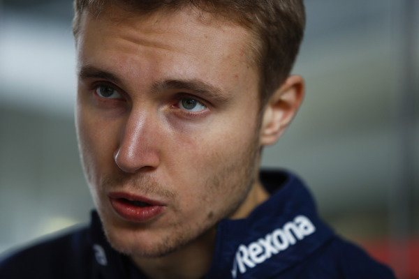 Sergey Sirotkin, Williams Racing.