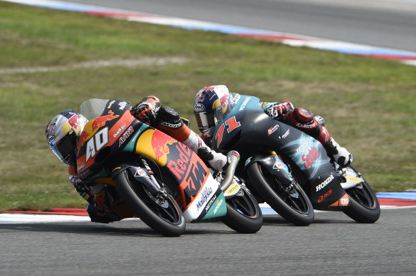 Darryn Binder, Red Bull KTM Ajo.