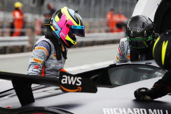 Katie Milner - Team Rocket RJN McLaren 570S GT4
