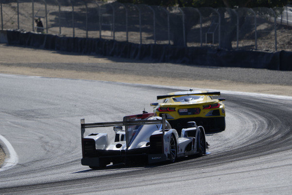 #3: Corvette Racing Corvette C8.R, GTLM: Antonio Garcia, Jordan Taylor, #01: Cadillac Chip Ganassi Racing Cadillac DPi, DPi: Renger van der Zande, Kevin Magnussen