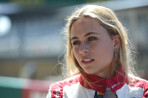 Sophia Floersch, #1 Richard Mille Racing Team Oreca 07 - Gibson LMP2