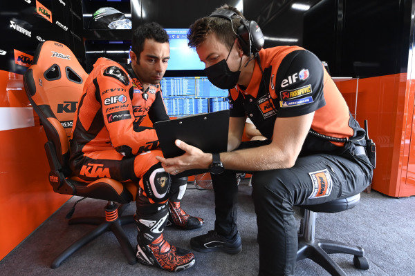 Danilo Petrucci, Aragon MotoGP, 10 September 2021