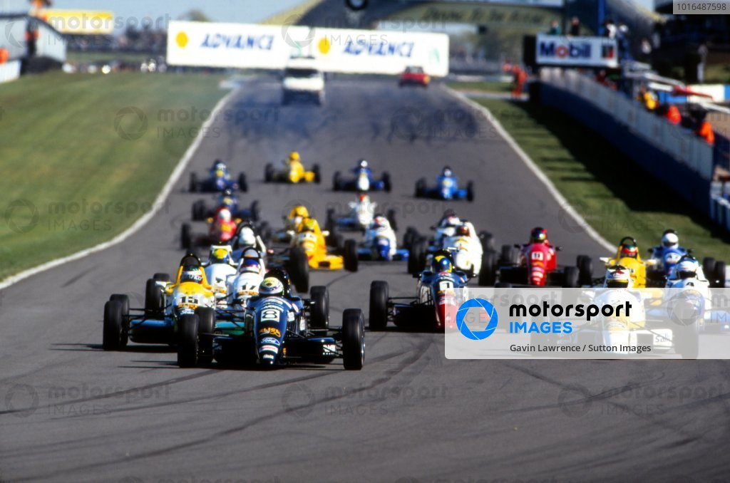 Slick 50 Formula Ford Championship: 1997 Photo