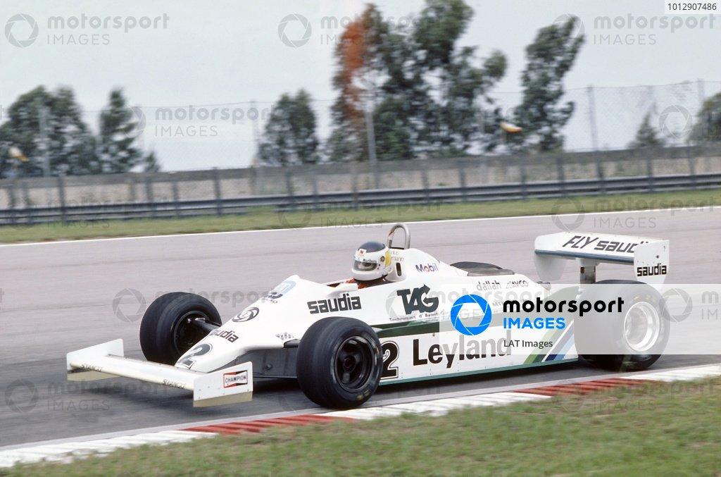 1981 Brazilian Grand Prix.