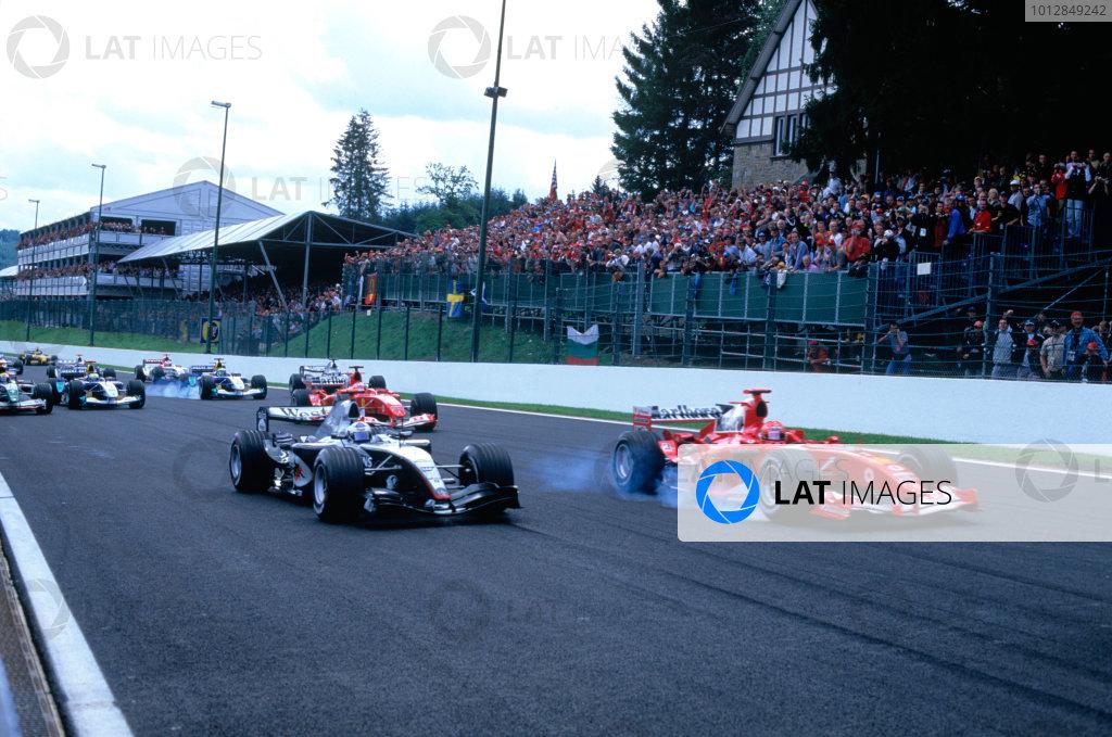 2004 Belgian Grand Prix.