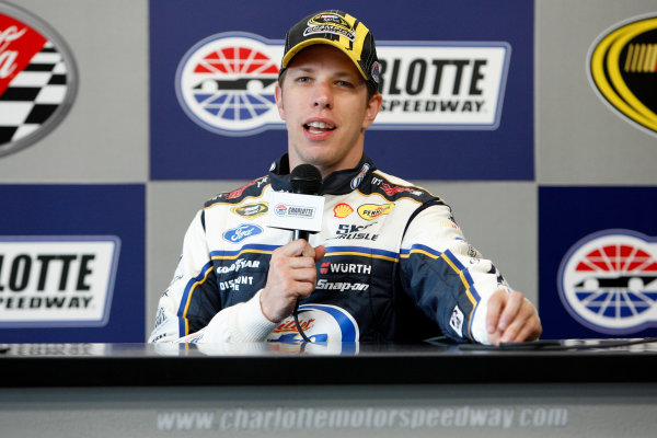 11-12 December 2012, Concord, North Carolina, USA Brad Keselowski .(c)2012, LAT South LAT Photo USA. .