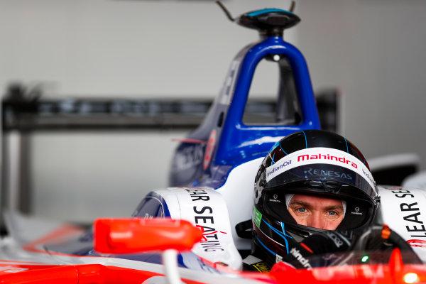 2017/2018 FIA Formula E Championship. Round 1 - Hong Kong, China. Saturday 02 December 2017. Nick Heifeld (GER), Mahindra Racing, Mahindra M4Electro. Photo: Alastair Staley/LAT/Formula E ref: Digital Image _ALS5209