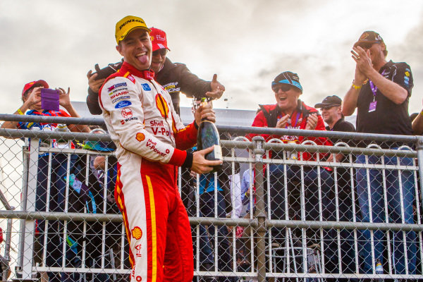Scott McLaughlin, DJR Team Penske Ford