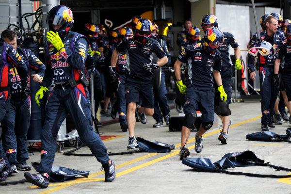 Formula 1 Photos: Brazilian GP (2013)