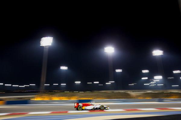 2017 FIA Formula 2 Round 1. Bahrain International Circuit, Sakhir, Bahrain.  Friday 14 April 2017. Stefano Coletti (MON, Campos Racing)  Photo: Zak Mauger/FIA Formula 2. ref: Digital Image _X0W4105