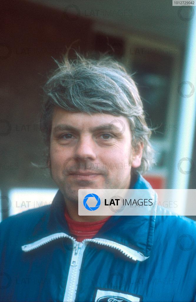 1976 Tour of Dean Rally.