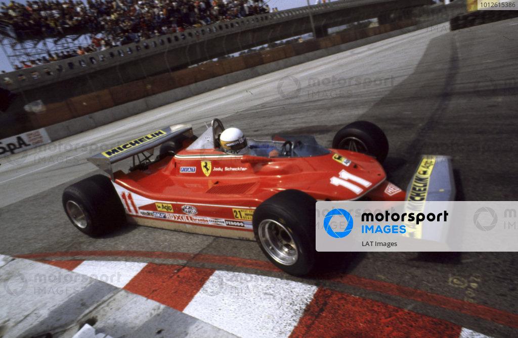 1979 United States Grand Prix West.