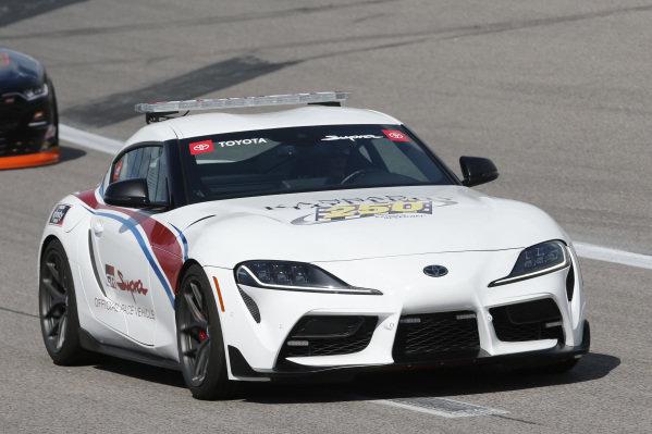 Toyota Pace Car Kansas Speedway