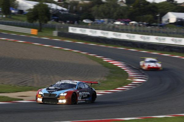 #34 Walkenhorst Motorsport BMW M6 GT3: Christian Krognes, Mikkel Jensen, Nicky Catsburg.