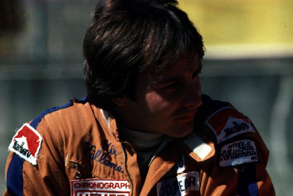 1978 Formula 1 World Championship.Gilles Villeneuve (Ferrari).Ref-V2A 06.World - LAT Photographic