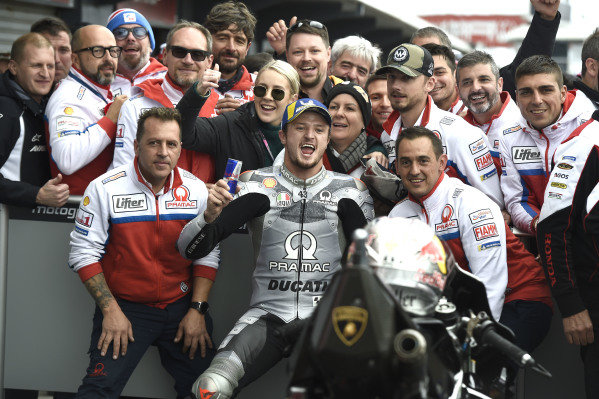 Third place Jack Miller, Pramac Racing