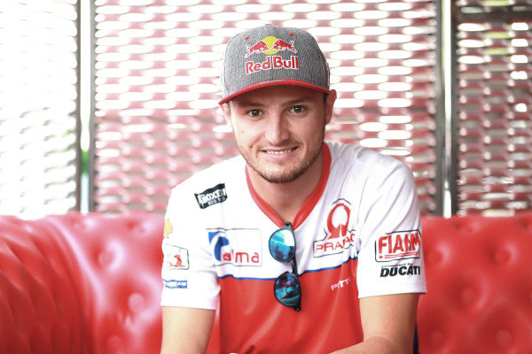 Jack Miller, Pramac Racing.