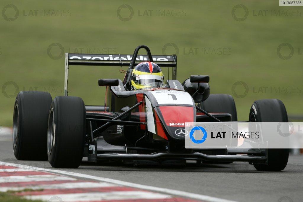 2007 British Formula Three Championship