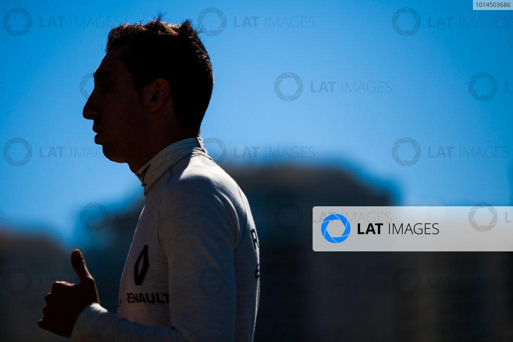 2015/2016 FIA Formula E Championship. Testing, Punta del Este, Uruguay. Sunday 20 December 2015. Sebastien Buemi (SUI), Renault e.Dams Z.E.15. Photo: Zak Mauger/LAT/Formula E ref: Digital Image _MG_5762