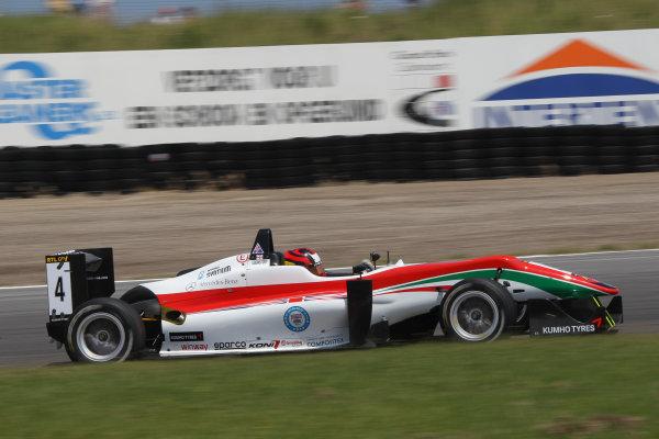 2013 Masters of Formula Three, Zanvoort, 7th July 2013. Emil Bernstorff (GBR) Prema Powerteam Dallara F312 Mercedes World Copyright: Essay/Ebrey/LAT Photographic