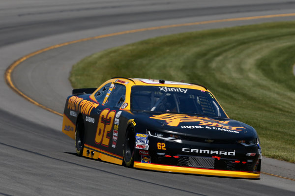 NASCAR XFINITY Series Pocono Green 250 Pocono Raceway, Long Pond, PA USA Friday 9 June 2017 Brendan Gaughan, South Point Hotel & Casino Chevrolet Camaro World Copyright: Matthew T. Thacker LAT Images ref: Digital Image 17POC1mt1171