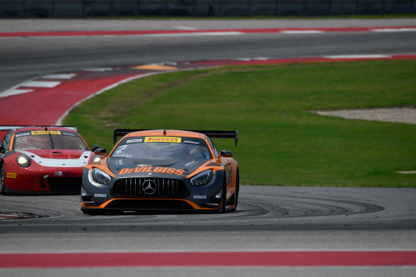 Pirelli World Challenge Grand Prix of Texas Circuit of The Americas, Austin, TX USA Sunday 3 September 2017 Ryan Dalziel/Daniel Morad World Copyright: Richard Dole/LAT Images ref: Digital Image RD_COTA_PWC_17307