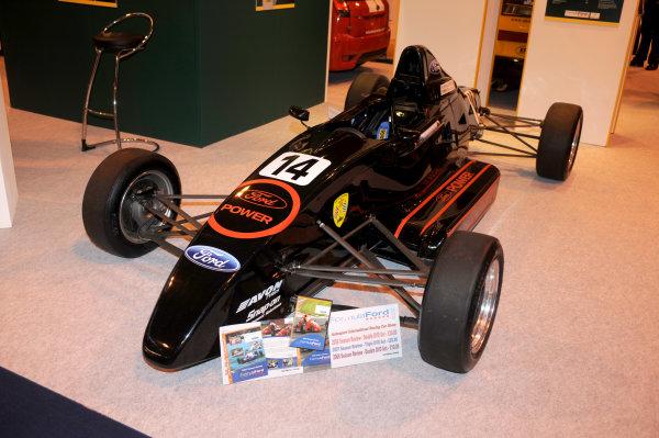 NEC, Birmingham. 9th January 2009.Van Diemen 2008 Formula Ford.World Copyright: Jeff Bloxham/LAT Photographicref: Digital Image DSC_5394