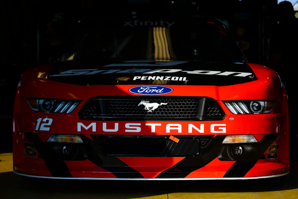 NASCAR XFINITY Series Alsco 300 Kentucky Speedway, Sparta, KY USA Friday 7 July 2017 Ryan Blaney, Snap-On Ford Mustang World Copyright: Barry Cantrell LAT Images