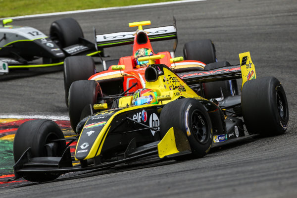 Spa-Francorchamps (BEL) May 29 - 31 2015 - World Series by Renault at Circuit Spa-Francorchamps. Robert Merhi #40 Pons Racing. Action. © 2015 Diederik van der Laan  / Dutch Photo Agency / LAT Photographic