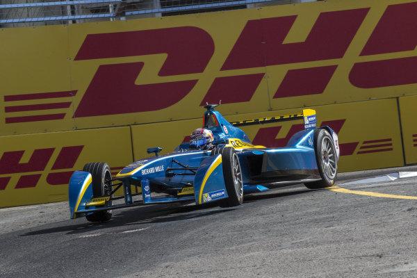 Sebastien Buemi (SUI) - Team e-dams Renault at Formula E Championship, Rd9, Moscow, Russia, 4-6 June 2015.