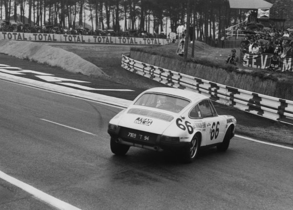 Le Mans, France. 13 - 14 June 1970.
