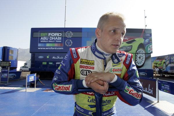 Round 07Acropolis Rally 11-14 June 2009Mikko Hirvonen, Ford WRC, PortraitWorldwide Copyright: McKlein/LAT