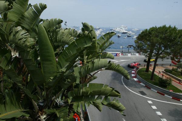 2003 Monaco Grand Prix, Sunday Race,Monte Carlo, Monaco.1st June 2003.Race action.World Copyright LAt Photographic.Digital Image Only.