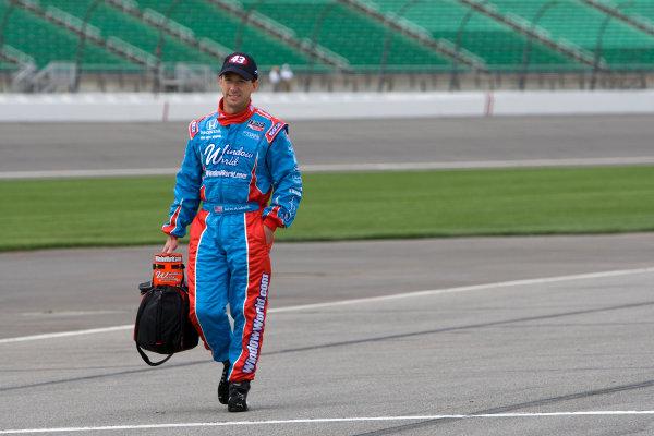 30 April Ð 1 May, 2010, Kansas City, Kansas USAJohn Andretti©2010, Dan Streck, USALAT Photographic