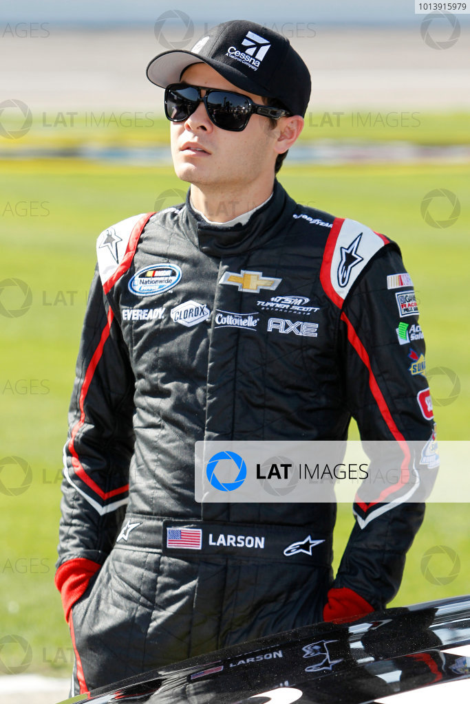 11-12 April, 2013, Fort Worth, Texas USA Kyle Larson ©2013, Matthew T. Thacker LAT South USA .