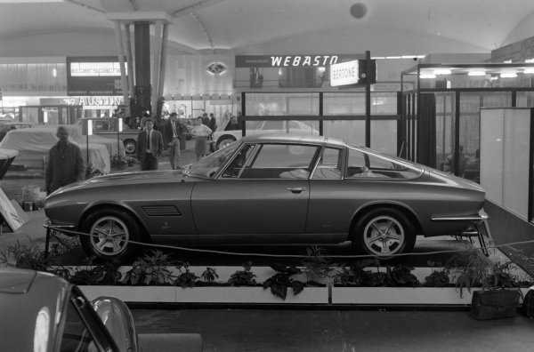 Bertone Ford Mustang (one-off)