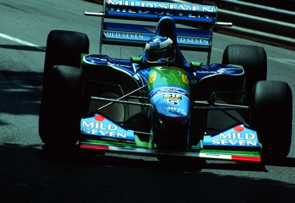 1994 Monaco Grand Prix.