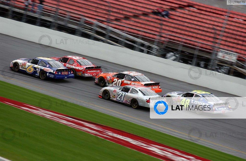 2003 NASCAR Budweiser Shootout