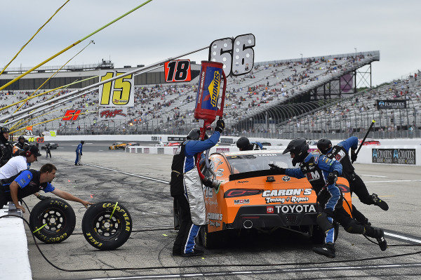 #66: David Starr, Motorsports Business Management, Toyota Supra Caron Towing & Repair