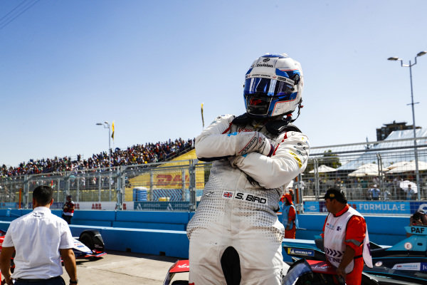 Sam Bird (GBR), Envision Virgin Racing, Audi e-tron FE05, wins the ePrix