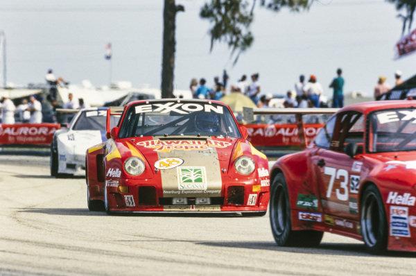 David Murry / Chapman Root / Charles Nearburg, Porsche 911 Turbo.