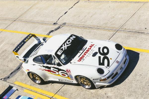 Martin Snow / Dennis Aase / Jorge Trejos, Porsche 993 GT2.
