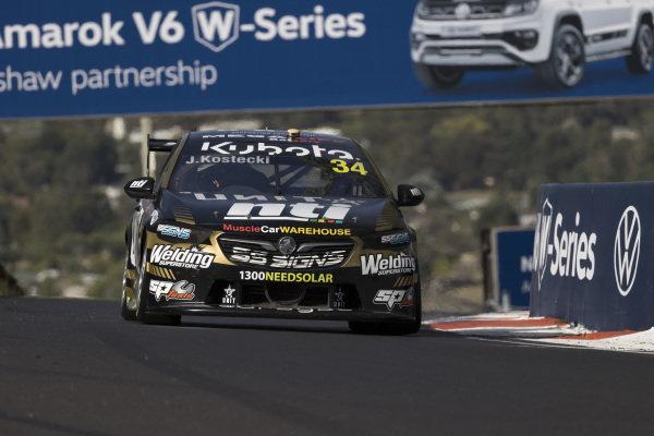 Jakle Kostecki, Matt Stone racing, Holden Commodore ZB