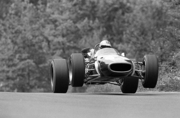 Denny Hulme, Brabham BT24 Repco.