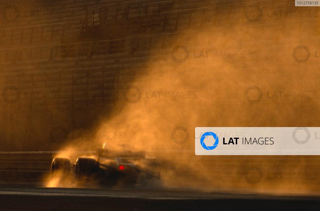 2002 Formula One Testing.