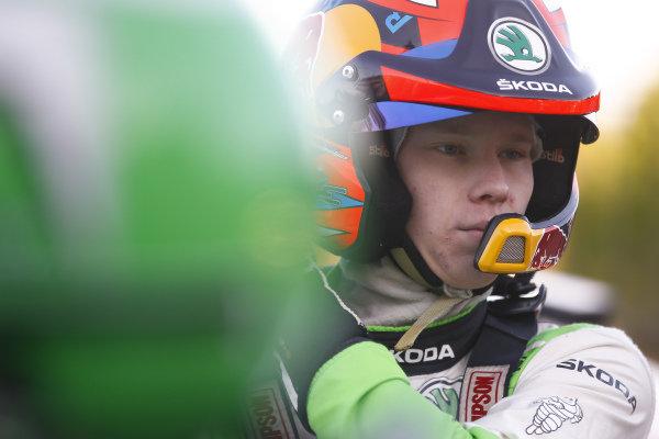 Kalle Rovanperä (FIN), Skoda Motorsport, Skoda Fabia R5 EVO 2019