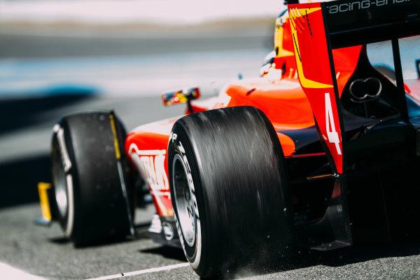 2016 GP2 Series Testing. Jerez, Spain. Thursday 31 March 2016 Jordan King (GBR) Racing Engineering  World Copyright: Malcolm Griffiths/LAT Photographic. ref: Digital Image _G7C9489